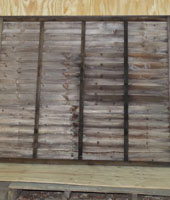 Larch Lap Panel