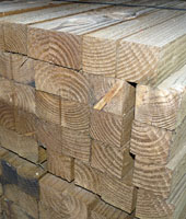 Square Timber